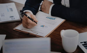 Using google analytics can help with your financial planning for your business